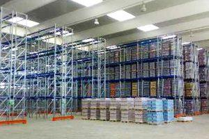 Scaff System - Logistica
