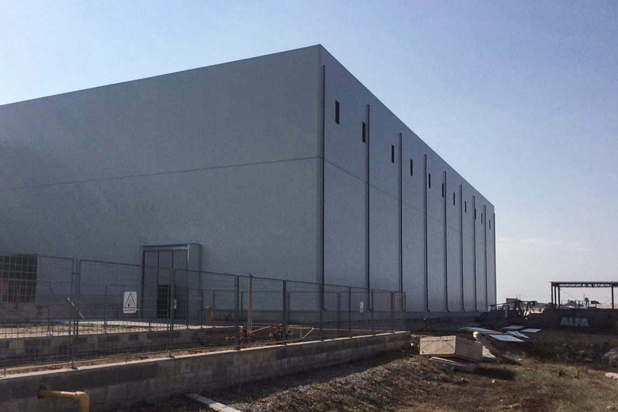architettura - edilizia industriale