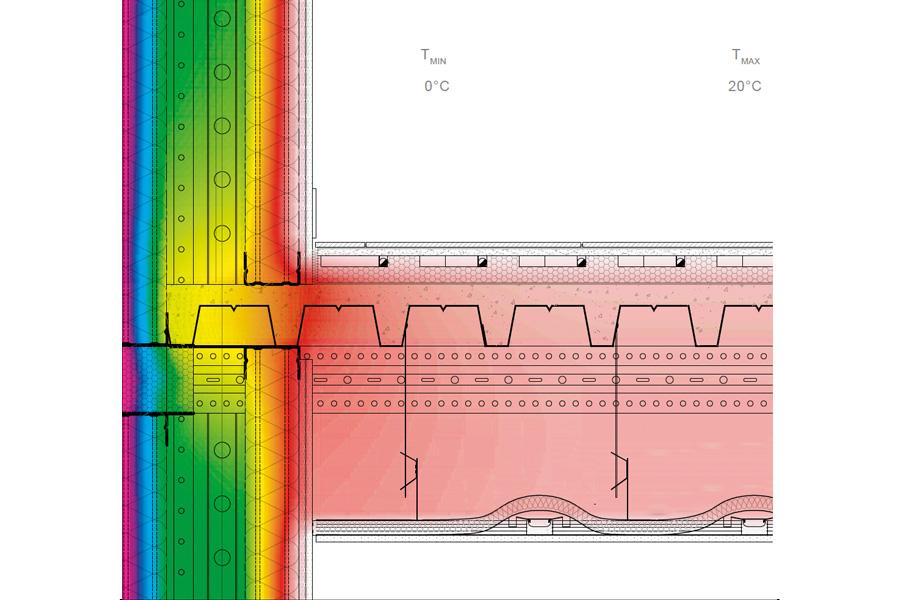 architettura edilizia residenziale - stratigrafie