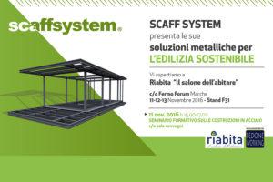 riabita - soluzioni metaliche per l'edilizia sostenibile