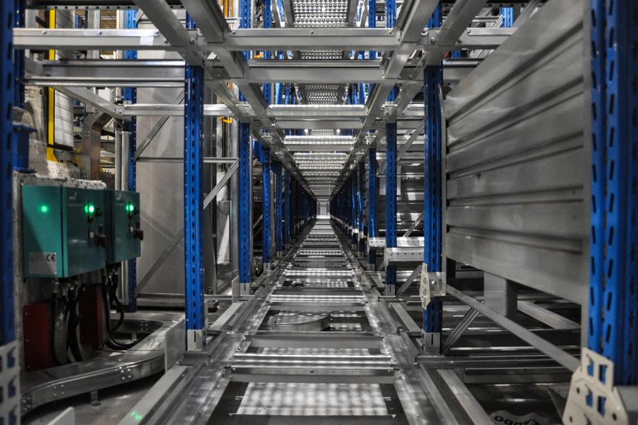 stoccaggio logistica integrata