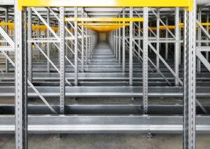 Magazzini a elevata rotazione di merci   Scaffsystem