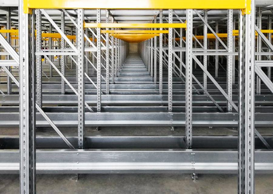 Magazzini a elevata rotazione di merci | Scaffsystem