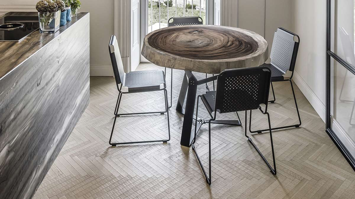 Tavolo di design Officine Tamborrino