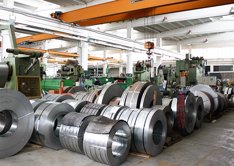 Il riciclo dell'acciaio | Scaffsystem