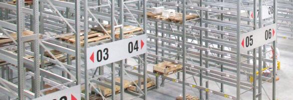 Logistica | Scaffsystem
